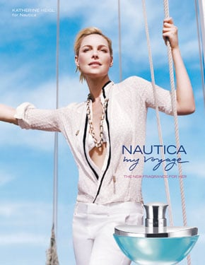 Love It or Hate It? Katherine Heigl's Nautica Campaign
