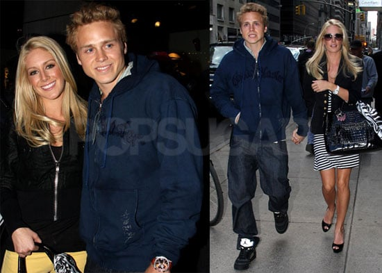 Heidi and Spencer Take a Relationship Vacation to NYC