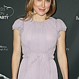 Sasha Alexander stars on Rizzoli & Isles, and she's serving as social media correspondent for the show.