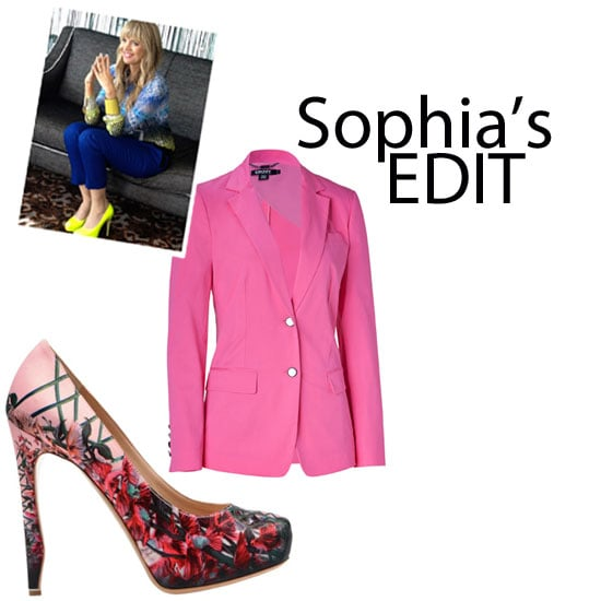 Top Five Trends to Buy Now According to Hollywood Stylist Sophia Banks Coloma: Cropped Pants, Silk Shirts, Artful Shoes & more!