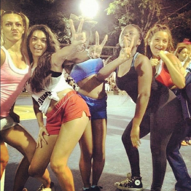 Dressing as the Spice Girls For Halloween