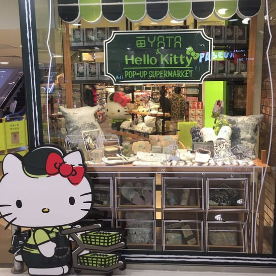 Hello Kitty Supermarket in Hong Kong