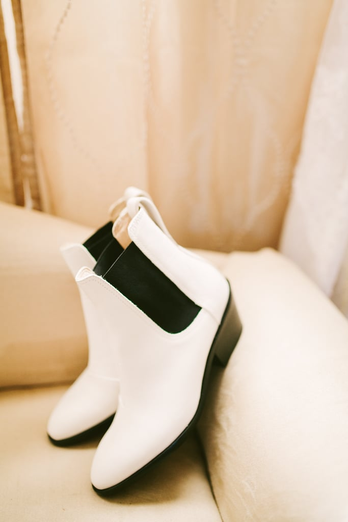 Rain Boots For the Bride