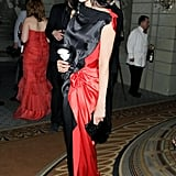 Dr. Lisa Airan at the Save Venice Ball in New York. Photo: Billy Farrell BFAnyc.com