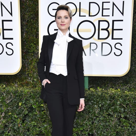Evan Rachel Wood Androgynous Style (Video)