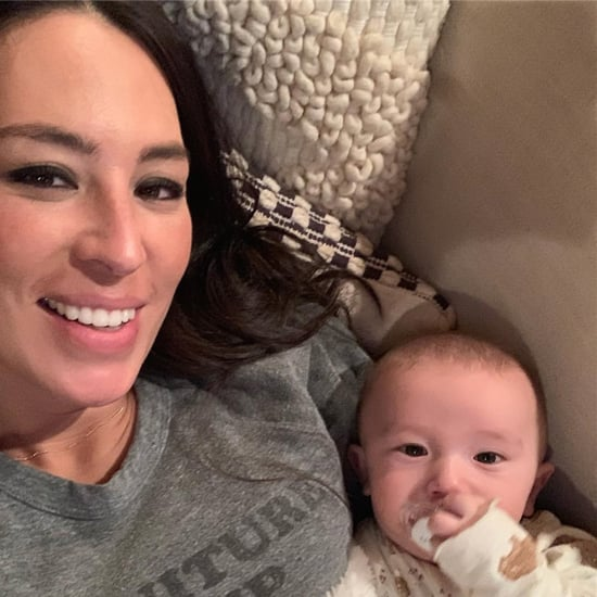 Joanna Gaines on Having a Fifth Child in People March 2019