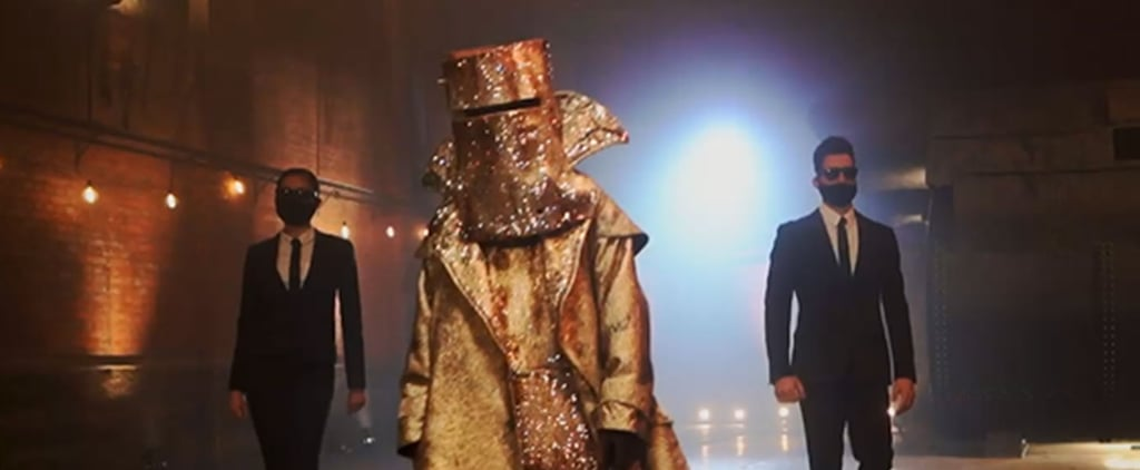 Who Is The Bushranger on The Masked Singer Australia 2020?