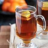 Hot Rum and Ginger Tea Toddy