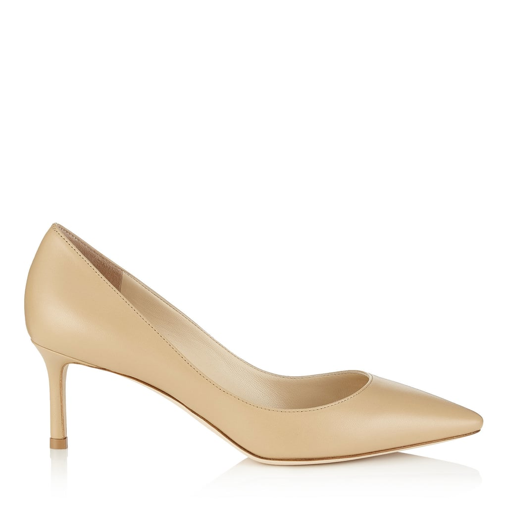Jimmy Choo Nude Pump