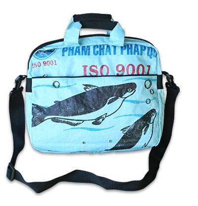 Hagar Designs Rice Laptop Bags