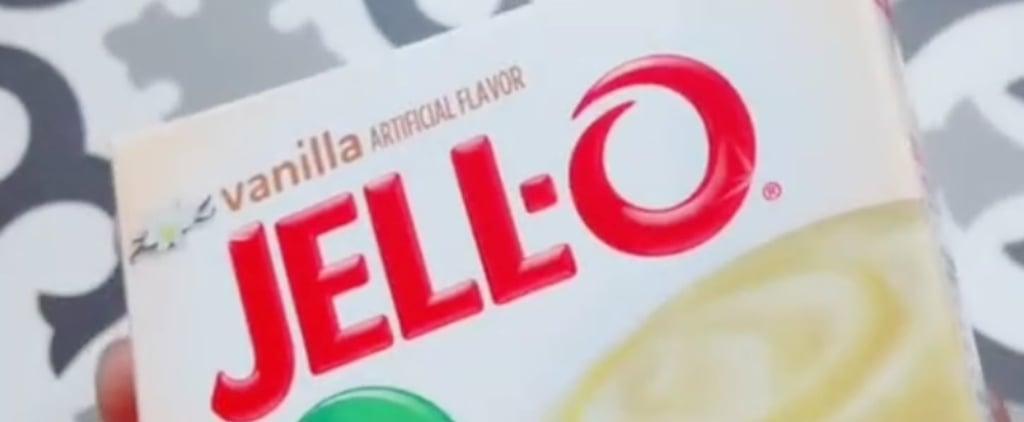 Banana Pudding Milkshake Recipe | TikTok Video