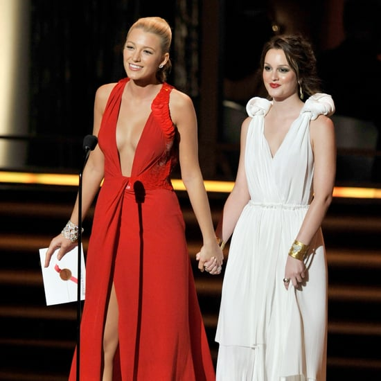 Blake Lively Honours Gossip Girl With an Emmys Throwback