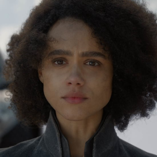 Nathalie Emmanuel's Tribute to Game of Thrones on Instagram