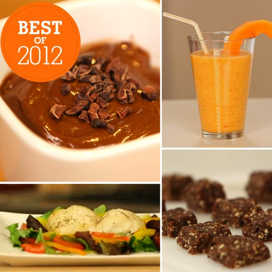Best of 2012: Healthy Video Recipes We Loved Sharing