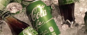 "Can Coca-Cola Life, a ""Midcalorie Soda,"" Actually Taste Good?"