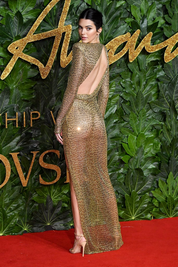 The British Fashion Awards Were So Stylish, No Wonder Meghan Markle Couldn't Resist Attending