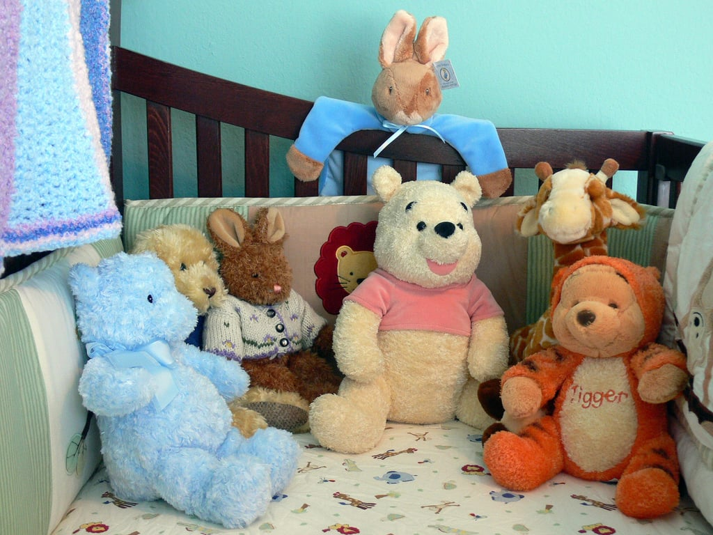 Remove Stuffed Animals And Blankets Stop Toddlers From