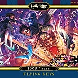 Harry Potter Flying Keys 1000 Piece Puzzle