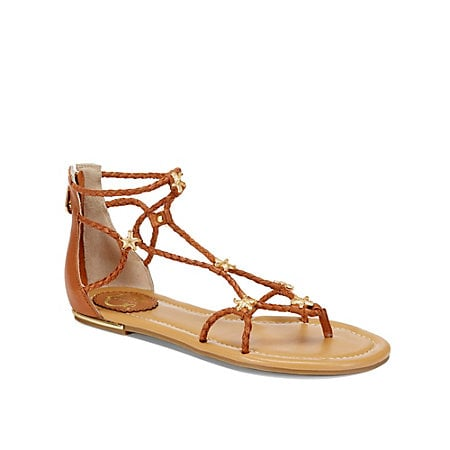 C.Wonder Star Stud Gladiator Sandal