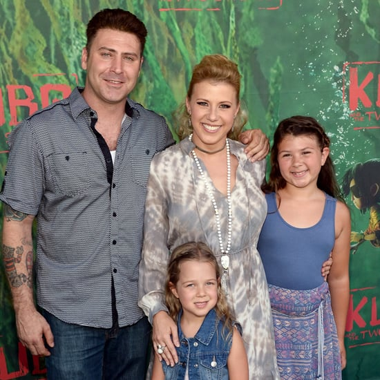 Jodie Sweetin at Kubo and the Two Strings Premiere