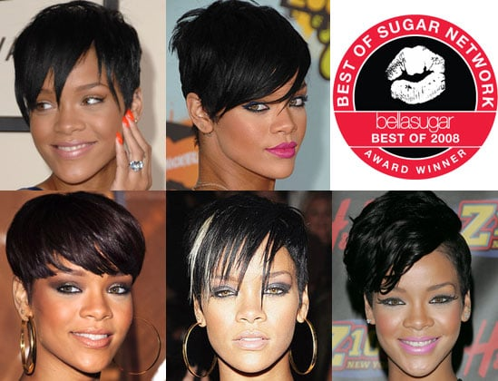 The Votes Are In: Best Beauty Chameleon Is Rihanna