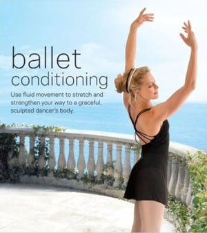 Review of Exercise DVD: Ballet Conititioning by Element