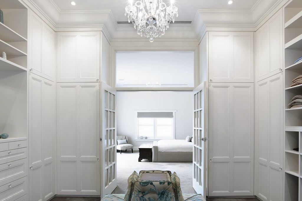 Step Inside Australia's Most Beautiful Walk-In Wardrobes