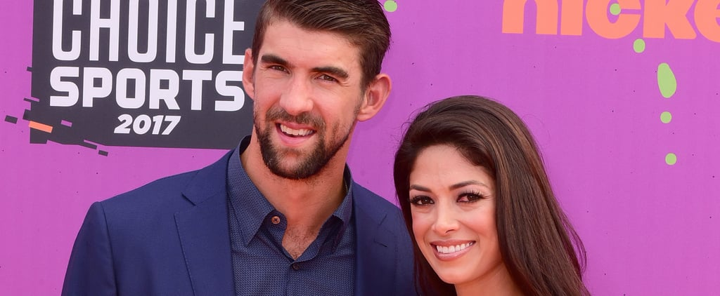 Michael Phelps and Wife Nicole Welcome Their Second Child! See the First Photo of Their Son