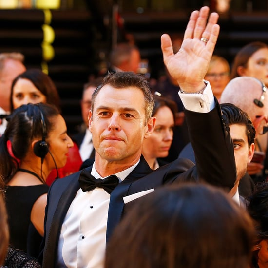 Rodger Corser Interview at the 2017 Logies Red Carpet