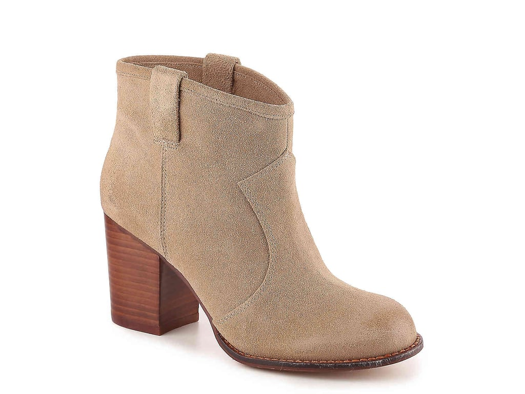 You're ready to dance it out in this Western-style boot by Splendid ($70).