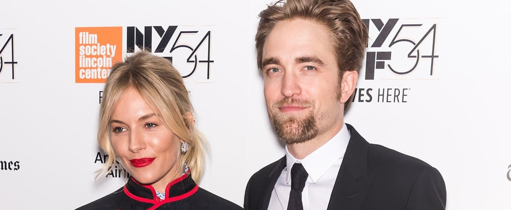 Robert Pattinson Steps Out Without FKA Twigs but Still Has Sienna Miller by His Side