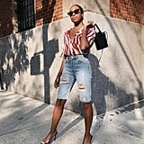 Find the Best Denim Shorts Style For Your Body Type