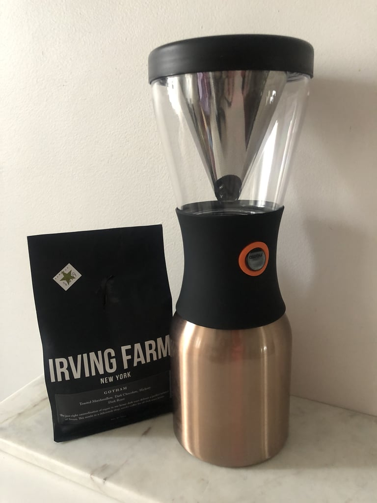 How to Use the Asobu Cold Brew Coffee Maker