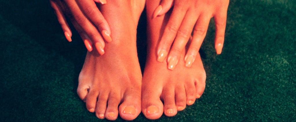 How Do I Make My Feet Less Smelly?