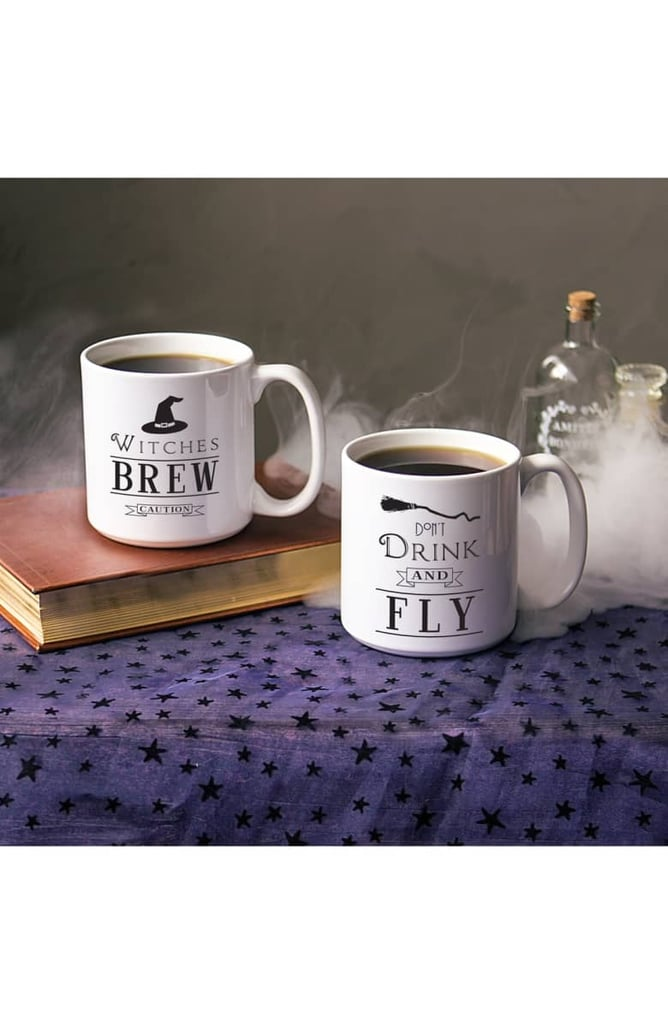 Cathy's Concepts Witches' Brew Ceramic Coffee Mugs