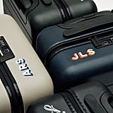Away Luggage With Monogram