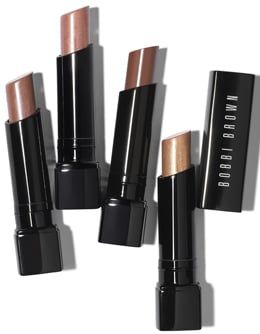 Photo and Review Bobbi Brown Shimmering Nude Collection Makeup Beauty Autumn Fall Winter Catwalk Trends