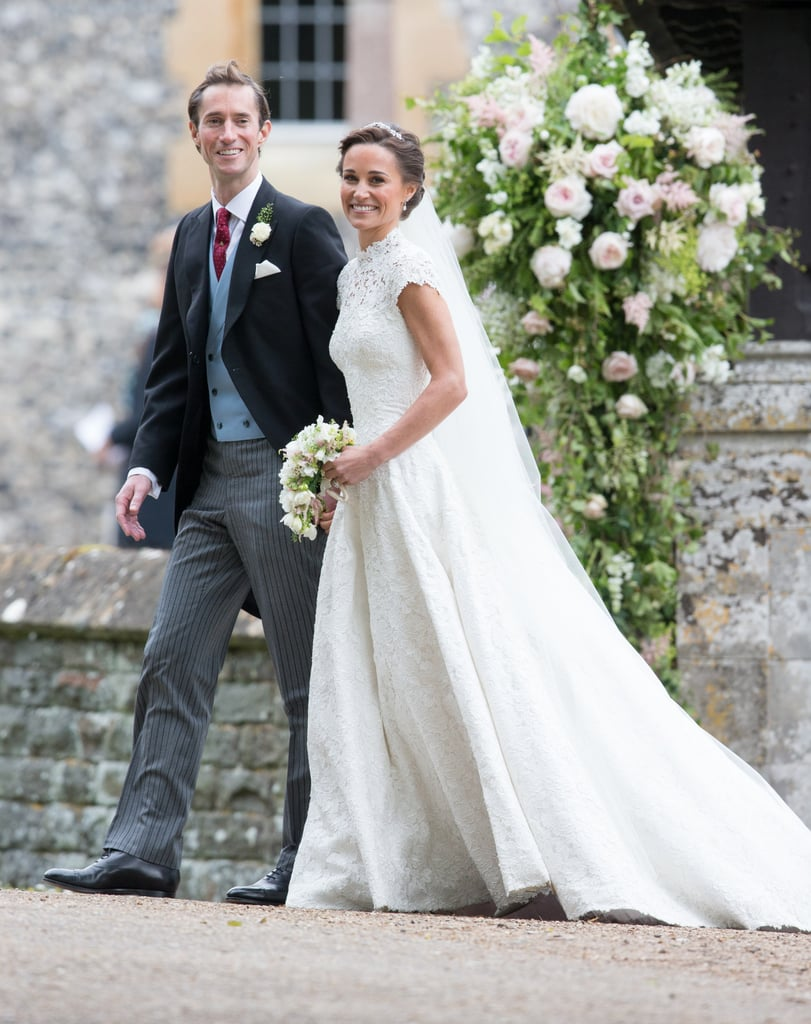 Pippa Middleton's Wedding Flowers