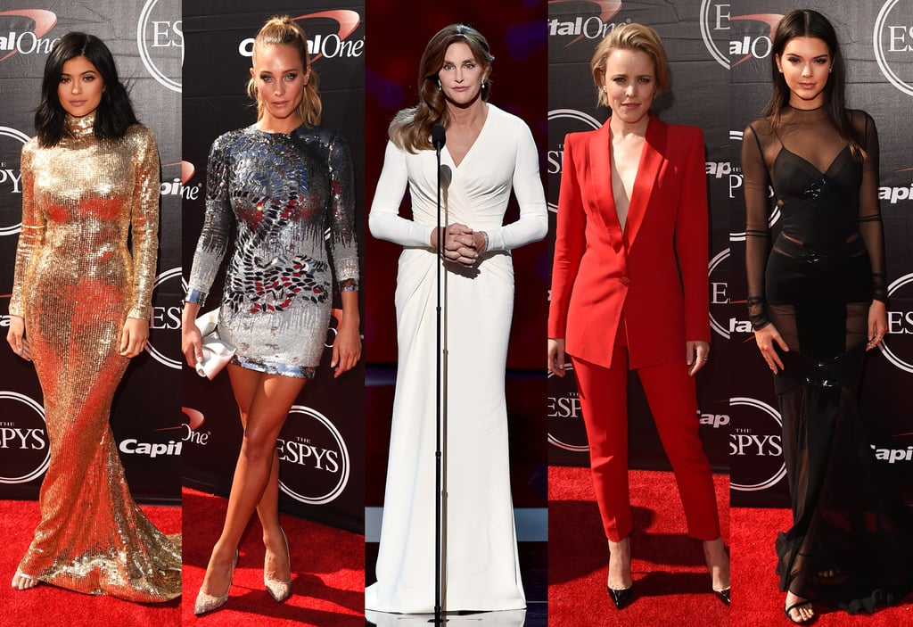 The Stars at the ESPYs Were Definitely on Their Style Game
