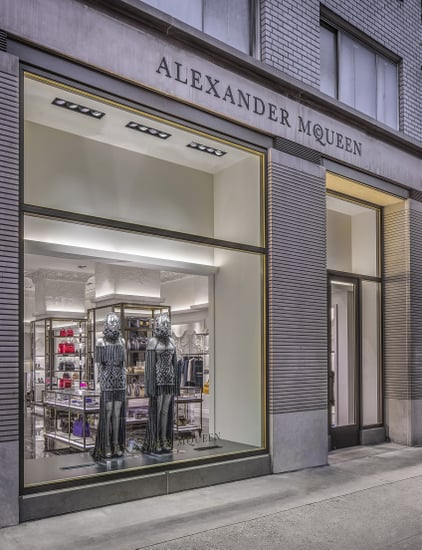 Alexander McQueen Madison Avenue Flagship Opens