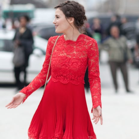 Street Style Outfit Ideas For Holiday Party