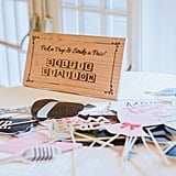 Board-Game-Themed Wedding