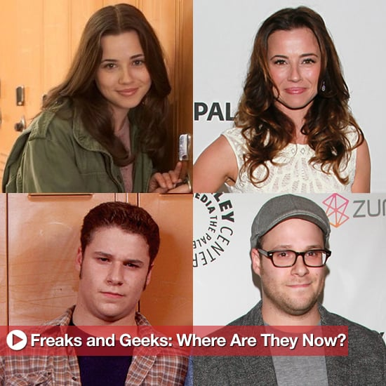 9 Cast Reunions Then And Now: Freaks And Geeks Where Are They Now Slideshow