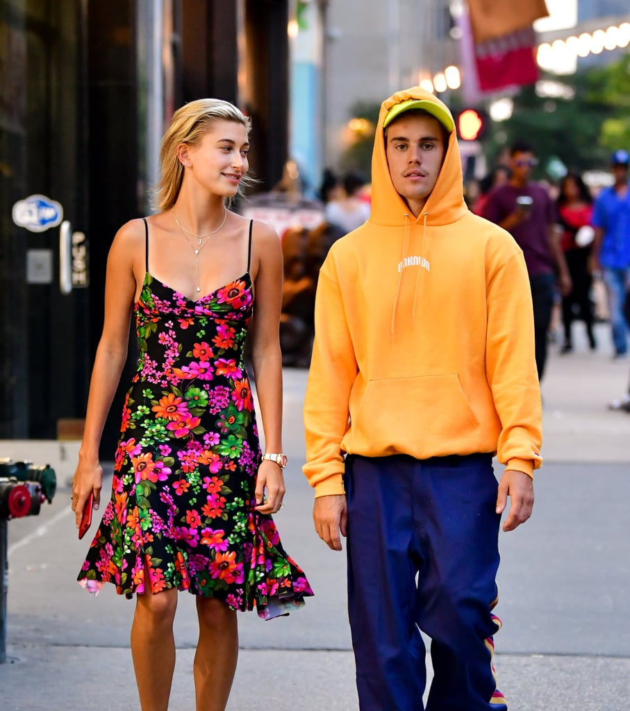 "Update: According to Hailey Baldwin, she and Justin Bieber haven't gotten married just yet. Shortly after the news broke, Hailey cleared up the speculation on Twitter.  I understand where the speculation is coming from, but I'm not married yet! — Hailey Baldwin (@haileybaldwin) September 14, 2018  However, People is reporting that the couple did indeed tie the knot in a civil ceremony on Thursday. ""[Hailey] feels a civil ceremony and their real wedding are two separate things,"" a source said. ""What happened at the courthouse is a courthouse thing — a legal thing. But marriage is two people making a vow before God and the people they love."" TMZ is also reporting that Hailey and Justin's wedding ceremony may be taking place next week in Justin's native Canada. Guess we'll just have to wait and see.  Original post: Welp, it's official — Justin Bieber, 24, and Hailey Baldwin, 21, are married! According to People, the pair tied the knot in an NYC courthouse on Thursday afternoon, just two months after getting engaged in the Bahamas. ""They went ahead and did it without listening to anyone,"" a source told the outlet. However, Justin and Hailey do plan on having a big celebration with their family and friends.  ""They're going to have a big blowout, in front of God and everyone they love,"" the insider added. During the ceremony, Justin reportedly got emotional as he told Hailey, ""I can't wait to marry you, baby!""  Justin and Hailey first got together in 2015 and have dated on and off since then. They rekindled their romance this past June, and now they're officially husband and wife. Congrats to the newlyweds!      Related:                                                                                                           28 Photos of Justin Bieber and Hailey Baldwin That Serve as a Reminder to ""Never Say Never"""