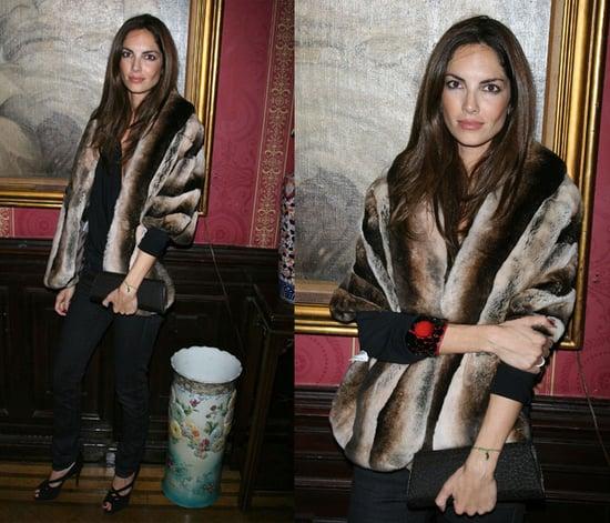Celebrity Style: Eugenia Silva