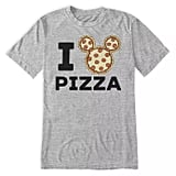 Mickey Mouse Pizza T-Shirt For Adults
