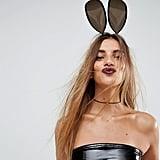 ASOS Halloween PVC Bunny Ears