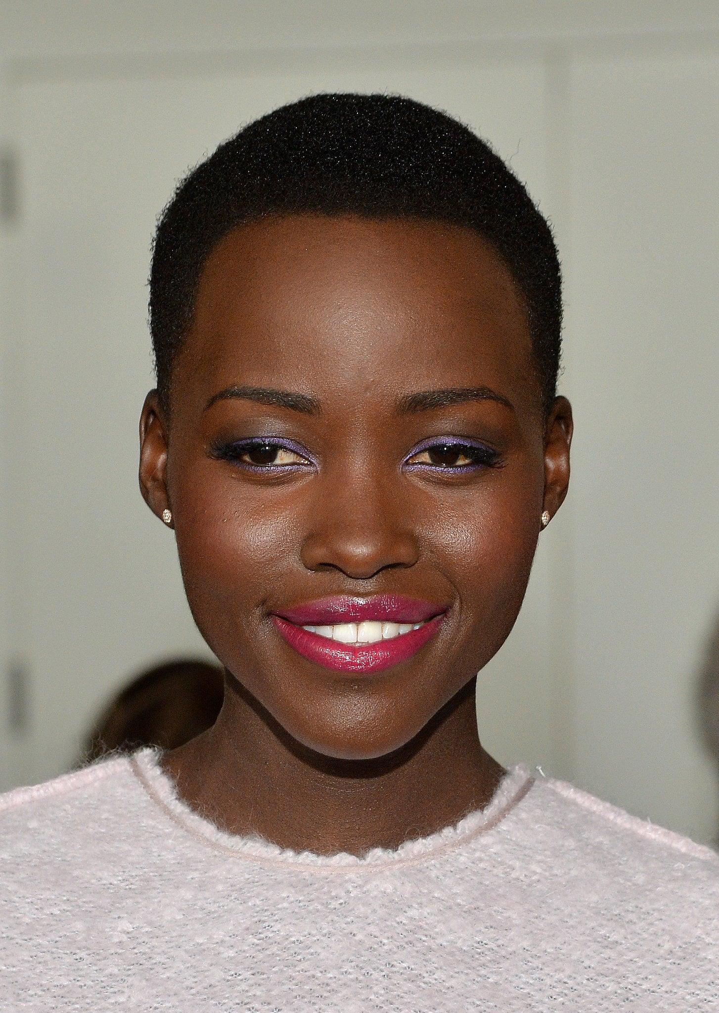 Lupita Nyong'o's Makeup