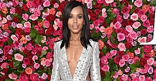 Kerry Washington's Jumpsuit Plunges So Far South, We Lost Sense of Every Other Direction