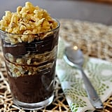 German Chocolate Pudding Cups